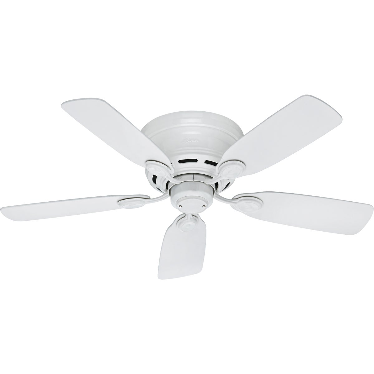"42"" WHT CEILING FAN - 51059 by Hunter Fan Co"
