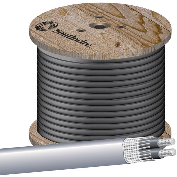 Southwire 13086402 seu service entrance cable for 150 amp service entrance cable