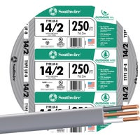 Southwire 250' 14-2 UFW/G WIRE 13054255