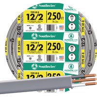 Southwire 250' 12-2 UFW/G WIRE 13055955