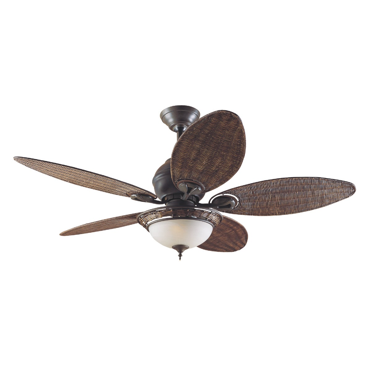 "54"" BRONZE CEILING FAN - 54095 by Hunter Fan Co"