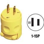 Yellow Cord Plug