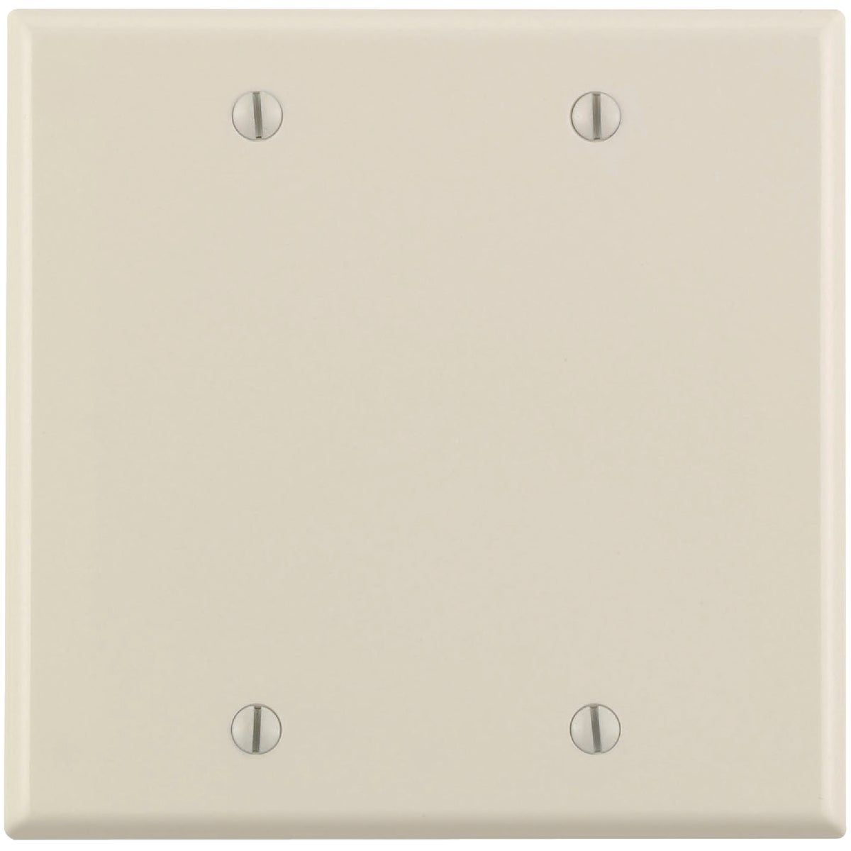 LT ALM BLANK WALLPLATE - 000-78025-000 by Leviton Mfg Co