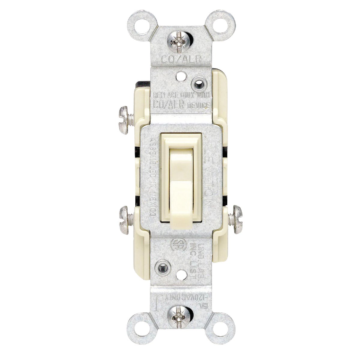 IV COPPER/ALUM SWITCH - 217-2653-2I by Leviton Mfg Co