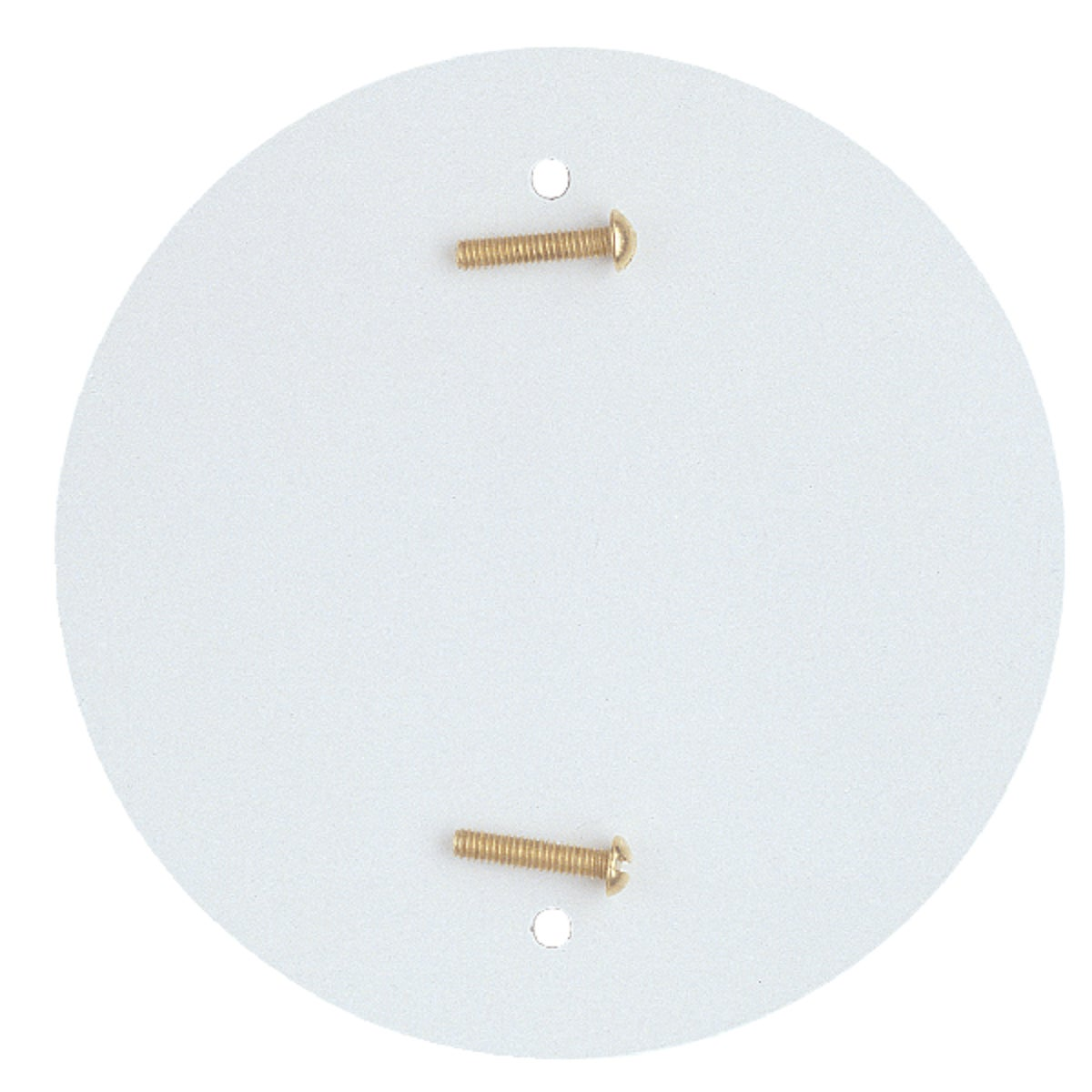 Wht Blank-Up Plate
