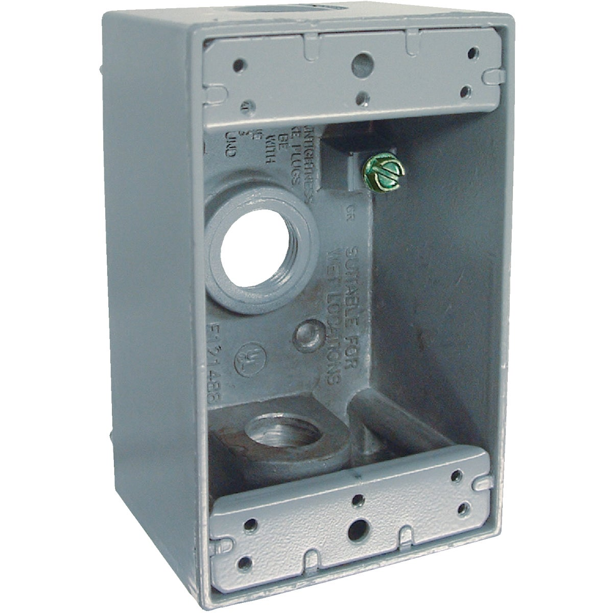Outdoor Outlet Box