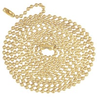 Westinghouse Lighting 5' BRASS BEADED CHAIN 70168