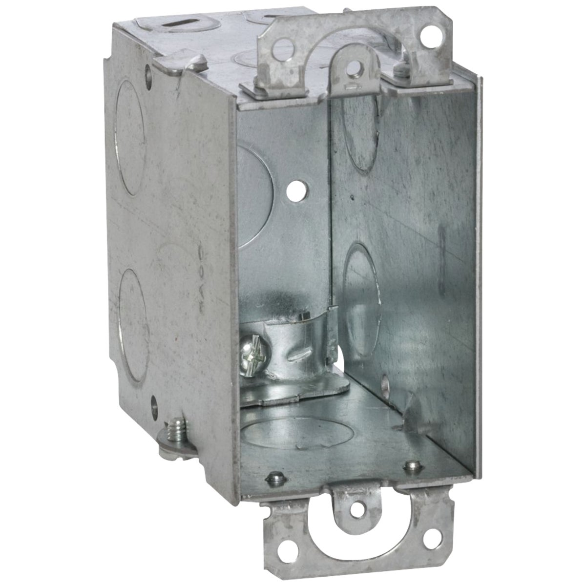3X2X3-1/2 GANGABLE BOX - CXWOW by Thomas & Betts