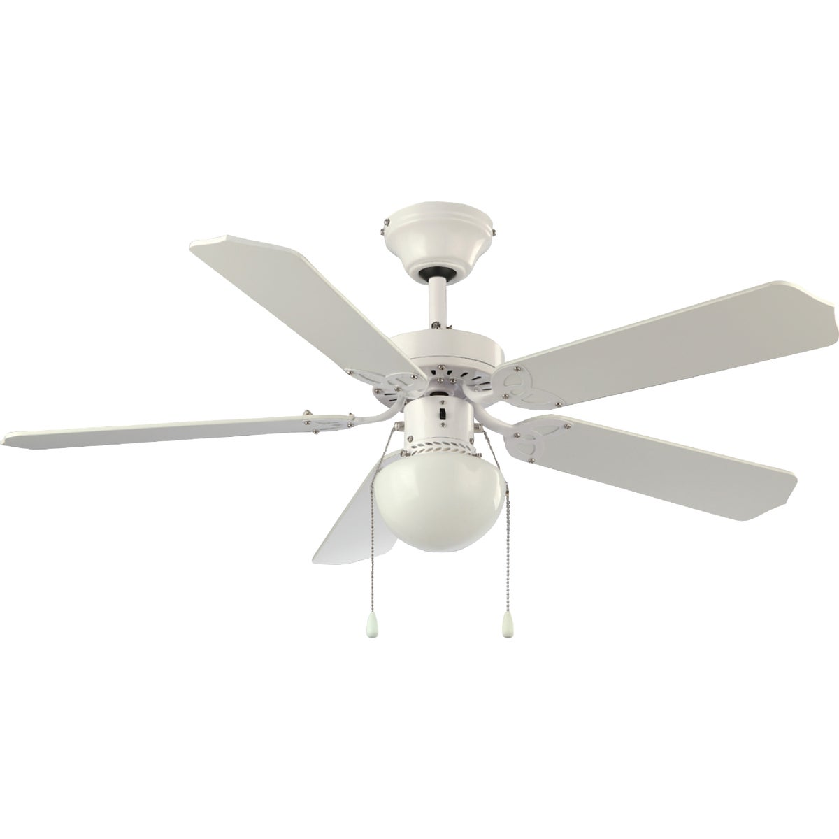 "42"" WHITE CEILING FAN - CF42MBR5WH by Canarm Gs"
