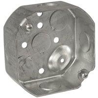 4X4X1-1/2 Octagon Box