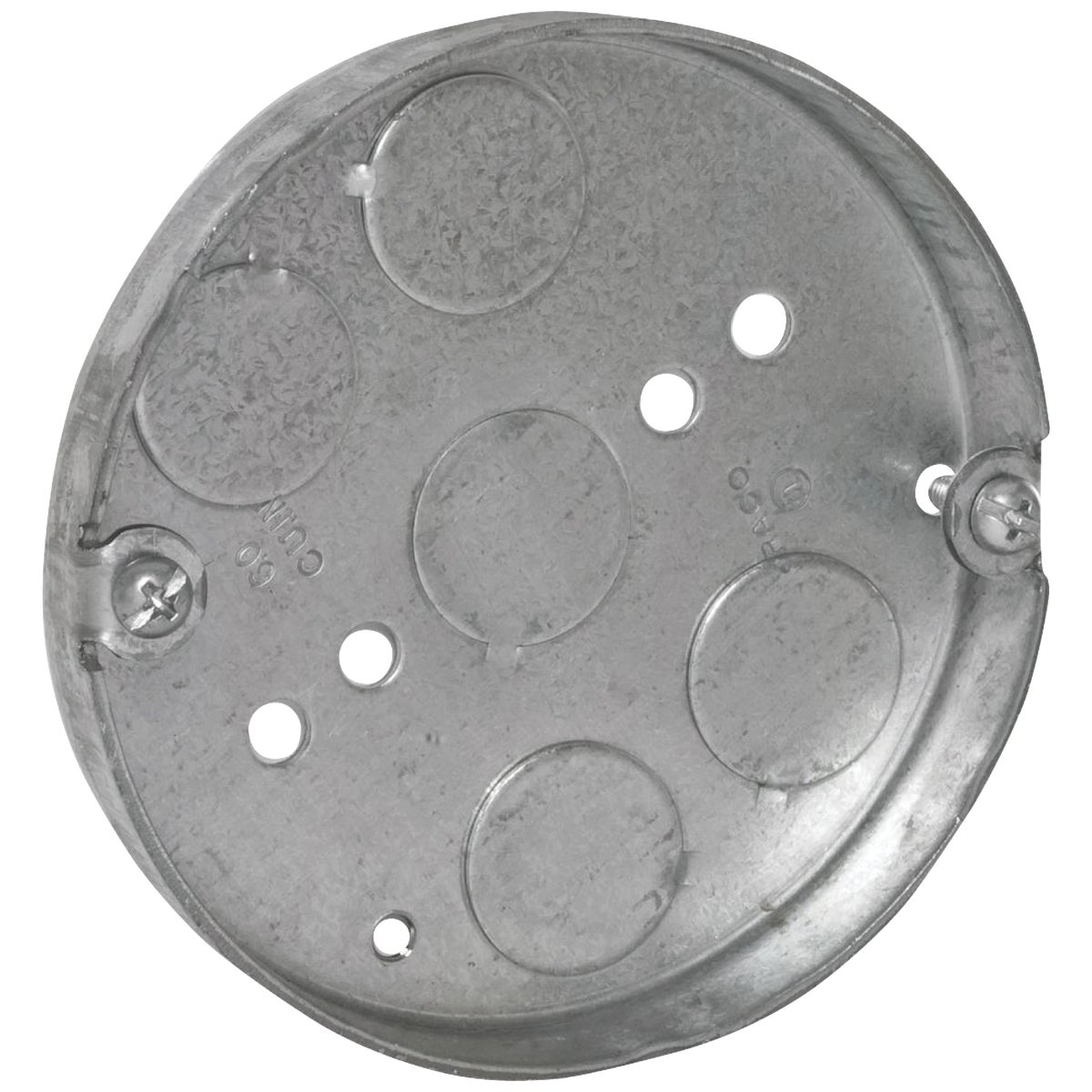 "4"" RND CEILING PAN - 56111 by Thomas & Betts"