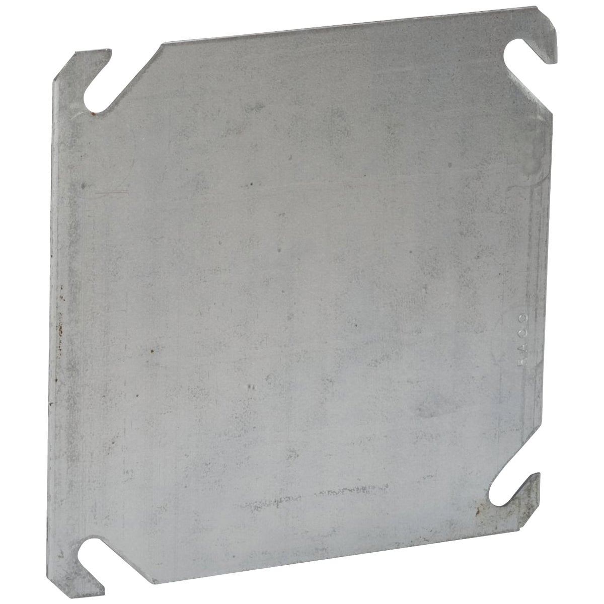 """4"""" SQ BLANK COVER"""