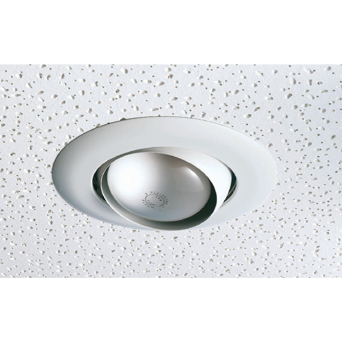 WHT RECESS FIXTURE TRIM - TR18W by Philips Consumer Lum