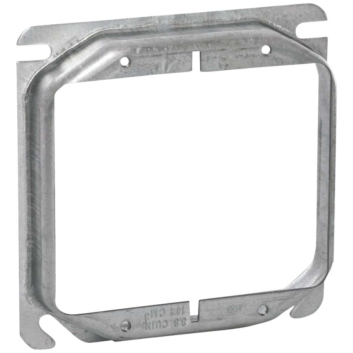 "4"" SQ RSD 3/4"" COVER - 52C18 by Thomas & Betts"