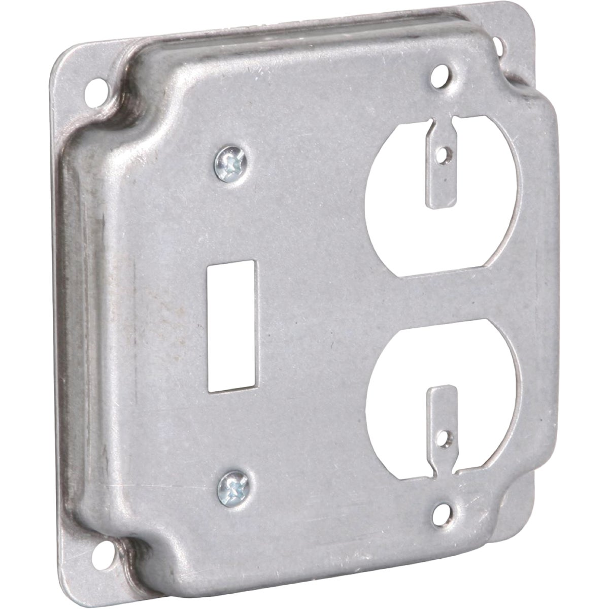 "4""SQ SWITCH/OUTLET COVER - RS230 by Thomas & Betts"