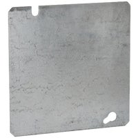 4-11/16 Sq Blank Cover