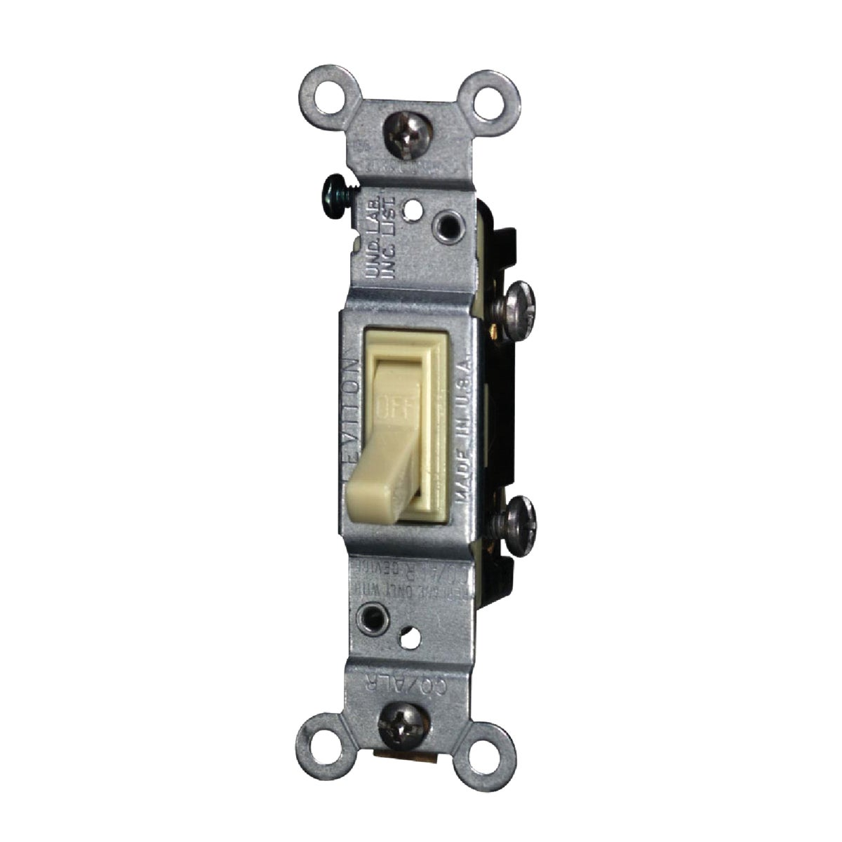 IV COPPER/ALUM SWITCH - 2651-2I by Leviton Mfg Co