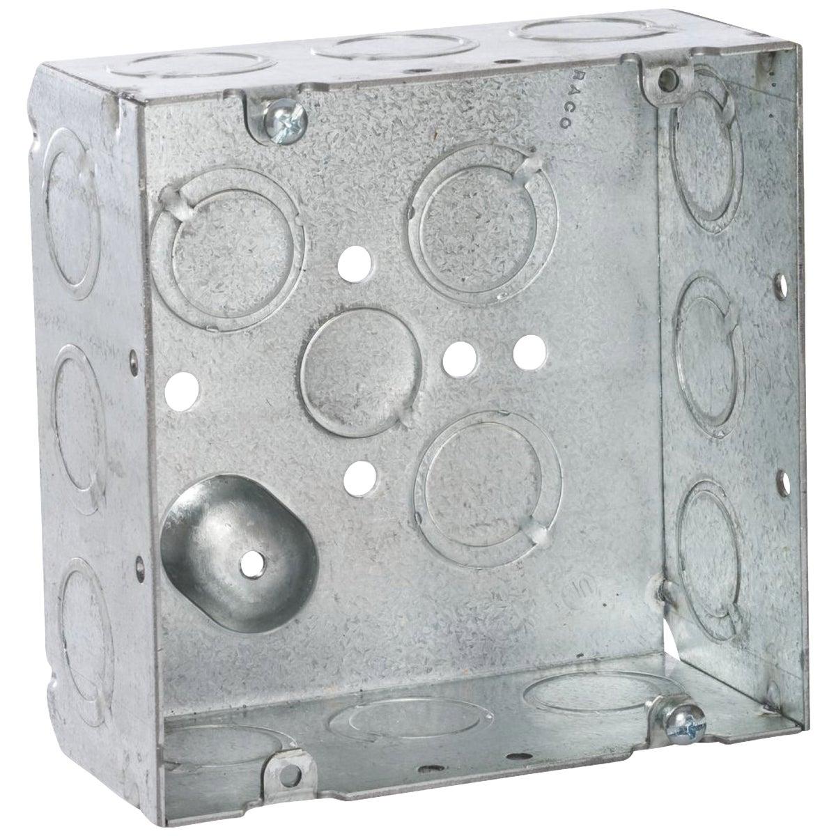 4-11/16 SQUARE BOX