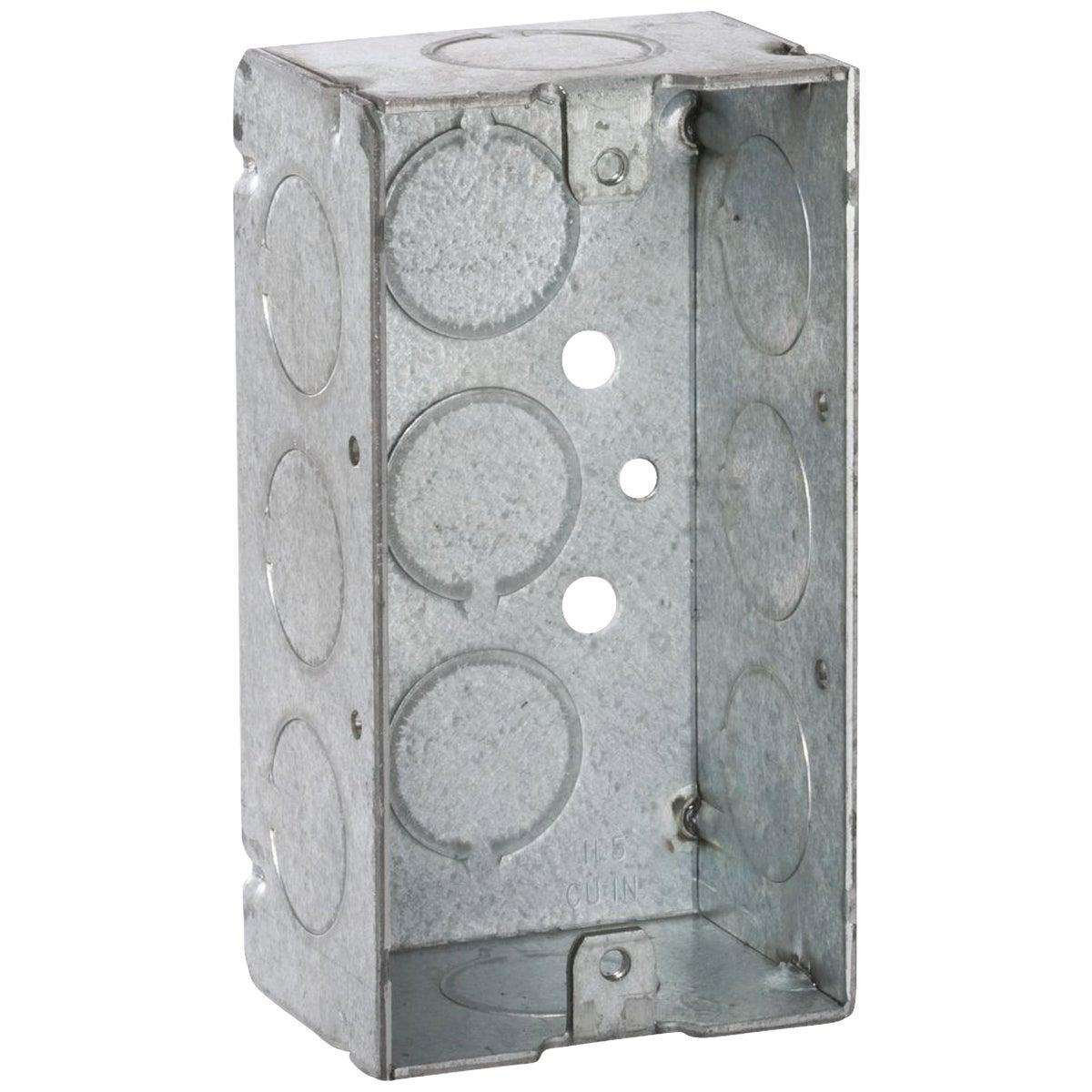 4X2-1/8X1-1/2 BOX - 583511/2 by Thomas & Betts