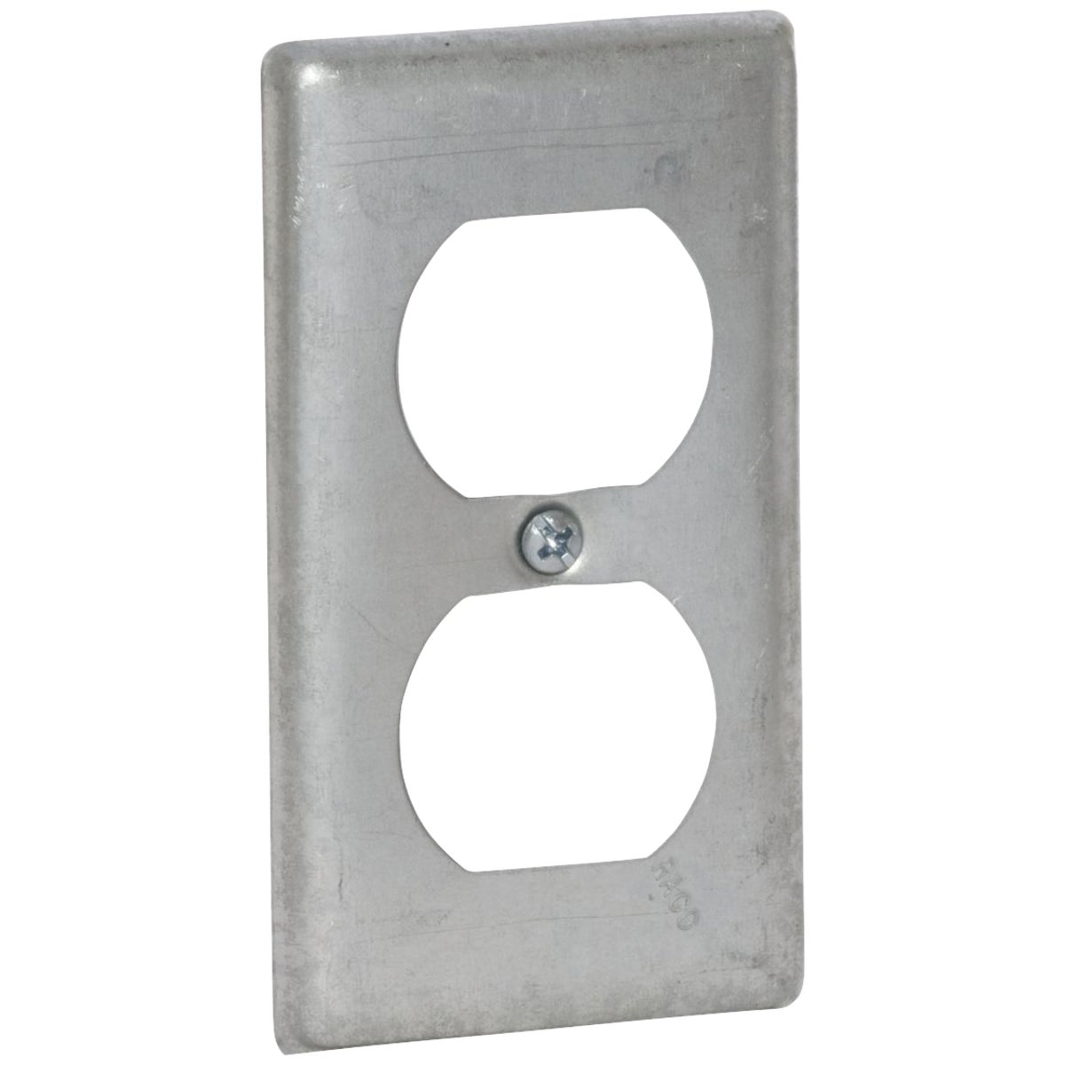 HANDY 2-OUTLET COVER - 58C7 by Thomas & Betts