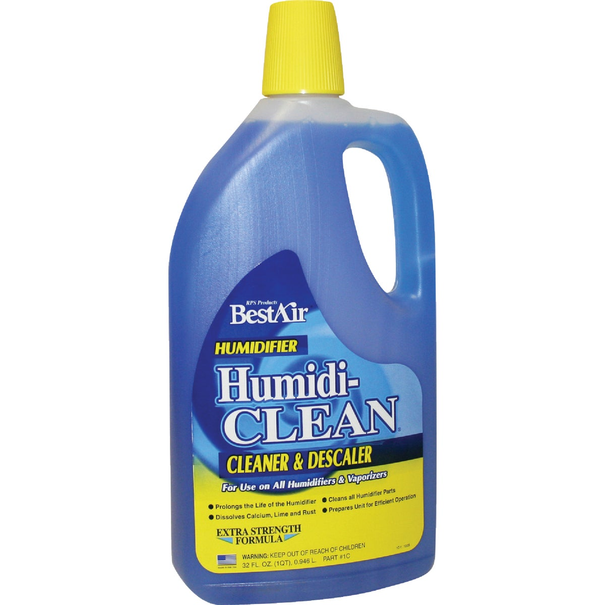 BestAir Humidi-Treat Humidifier Descaler & Cleaner
