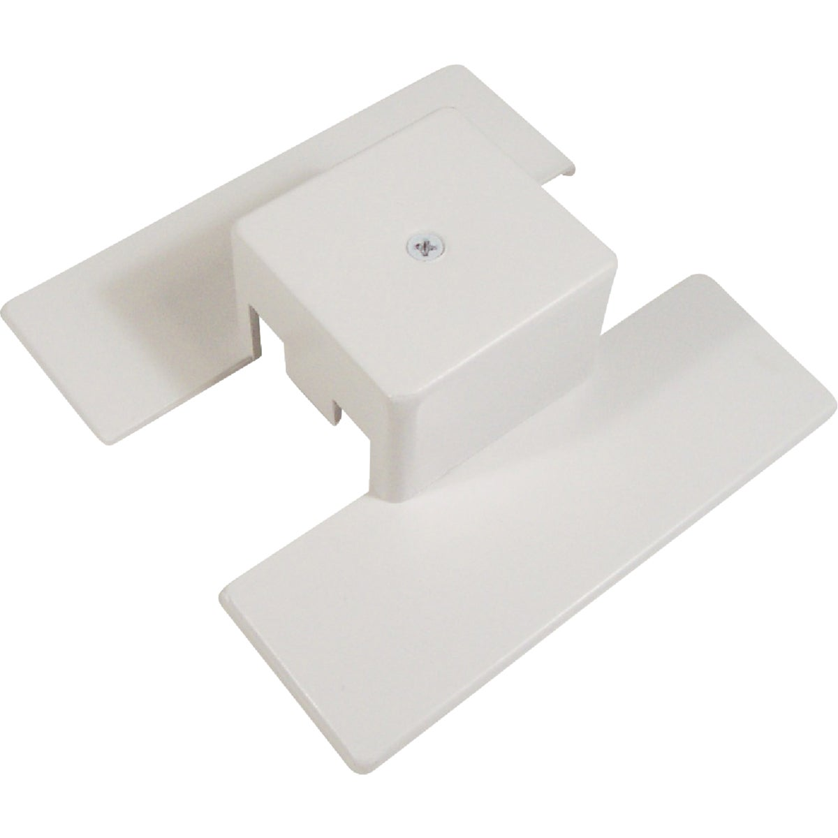 WHT CENTER FEED W/CANOPY - CF6108-WH by Liteline Corporation
