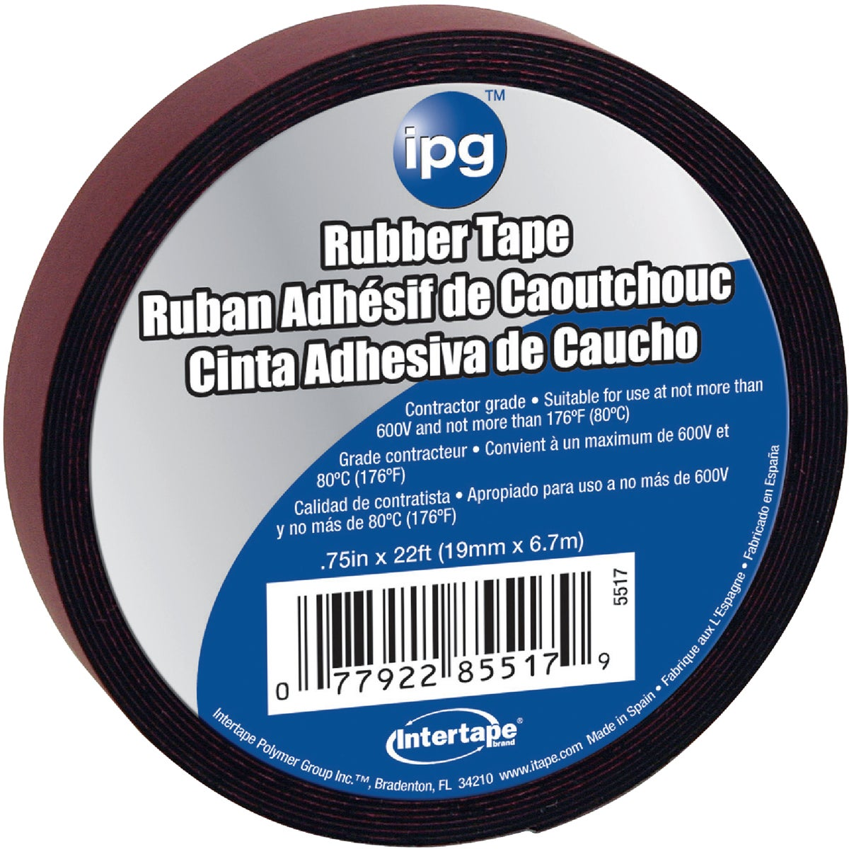 RUBBER ELECTRICAL TAPE