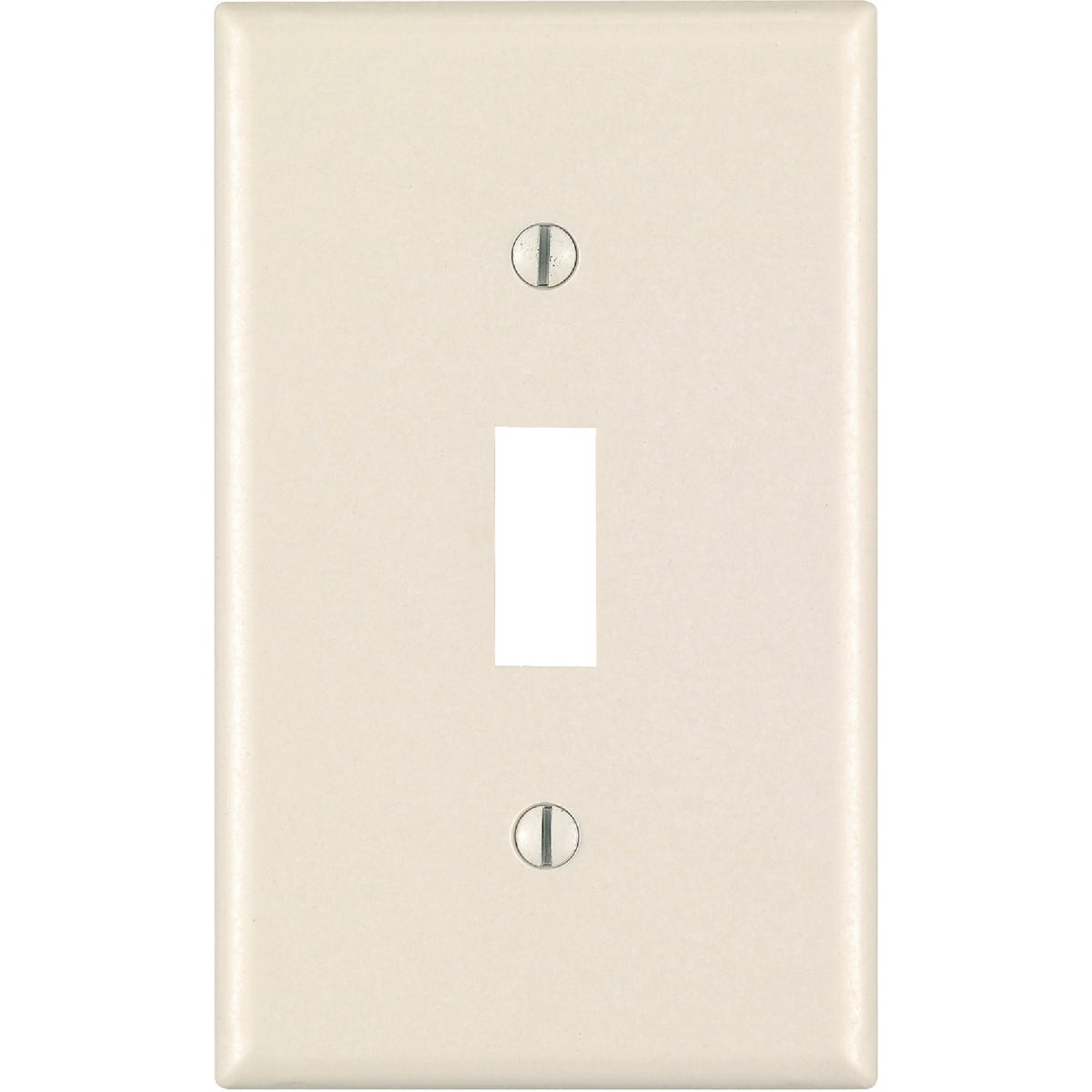 LT ALM 10PK 1TGL WALLPLT - M56-78001-TMP by Leviton Mfg Co