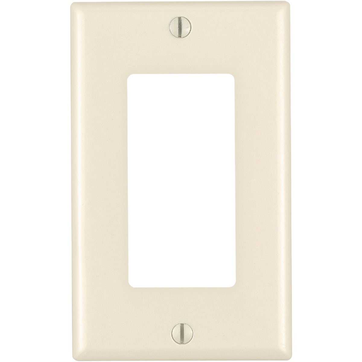 LT ALM 10PK RCKR WALLPLT - M26-80401-TMP by Leviton Mfg Co