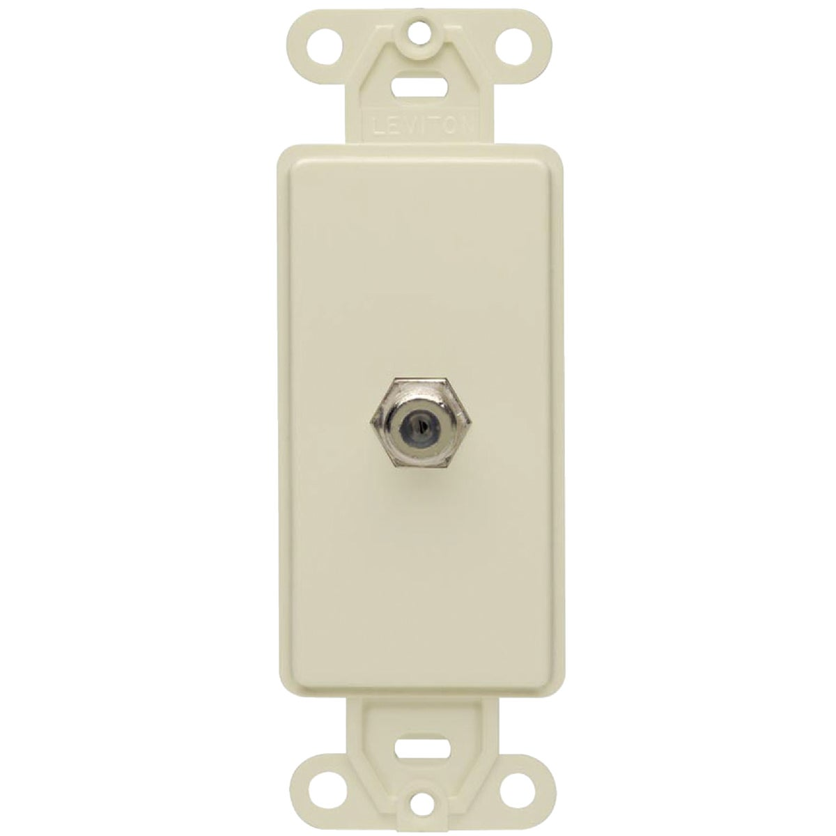 IV COAX JACK - 023-40681-I by Leviton Mfg Co