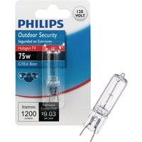 GE Lighting 100W G8 HALOGEN BULB 97667 Q100G8/SCD