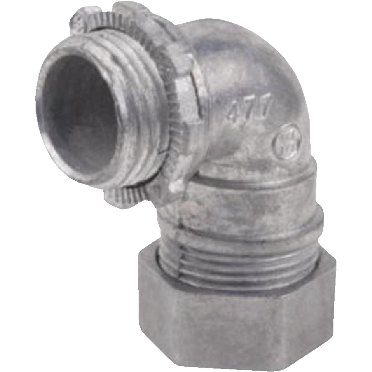 "1/2"" 90DEG EMT CONNECTOR"