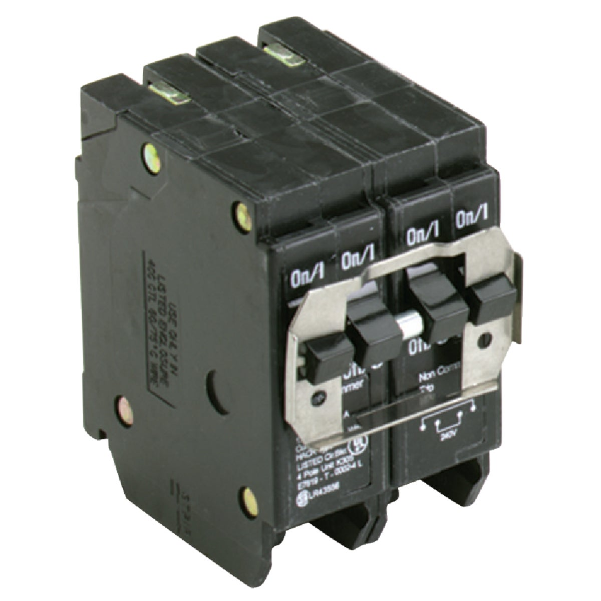 30A/30A CIRCUIT BREAKER - BQ230230 by Eaton Corporation