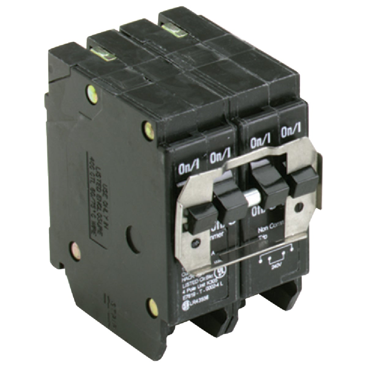 20A/20A CIRCUIT BREAKER - BQ220220 by Eaton Corporation