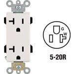 Leviton DECORA Plus Duplex Outlet