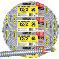 AFC Cable 50' 12/2 ARMORED CABLE 1404N24-00
