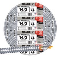AFC Cable 25' 14/2 ARMORED CABLE 1401N22-00