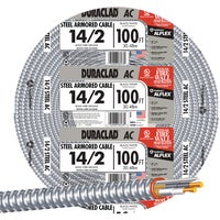 AFC Cable 100' 14/2 ARMORED CABLE 1401N30-00