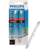 GE Lighting 2PK 300W QZ HALOGEN BULB 97673 Q300T3/HD/S/CD2