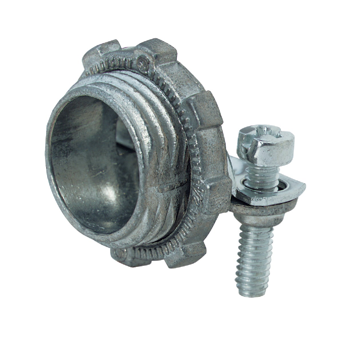 Steel City Die-Cast Zinc Box Connector