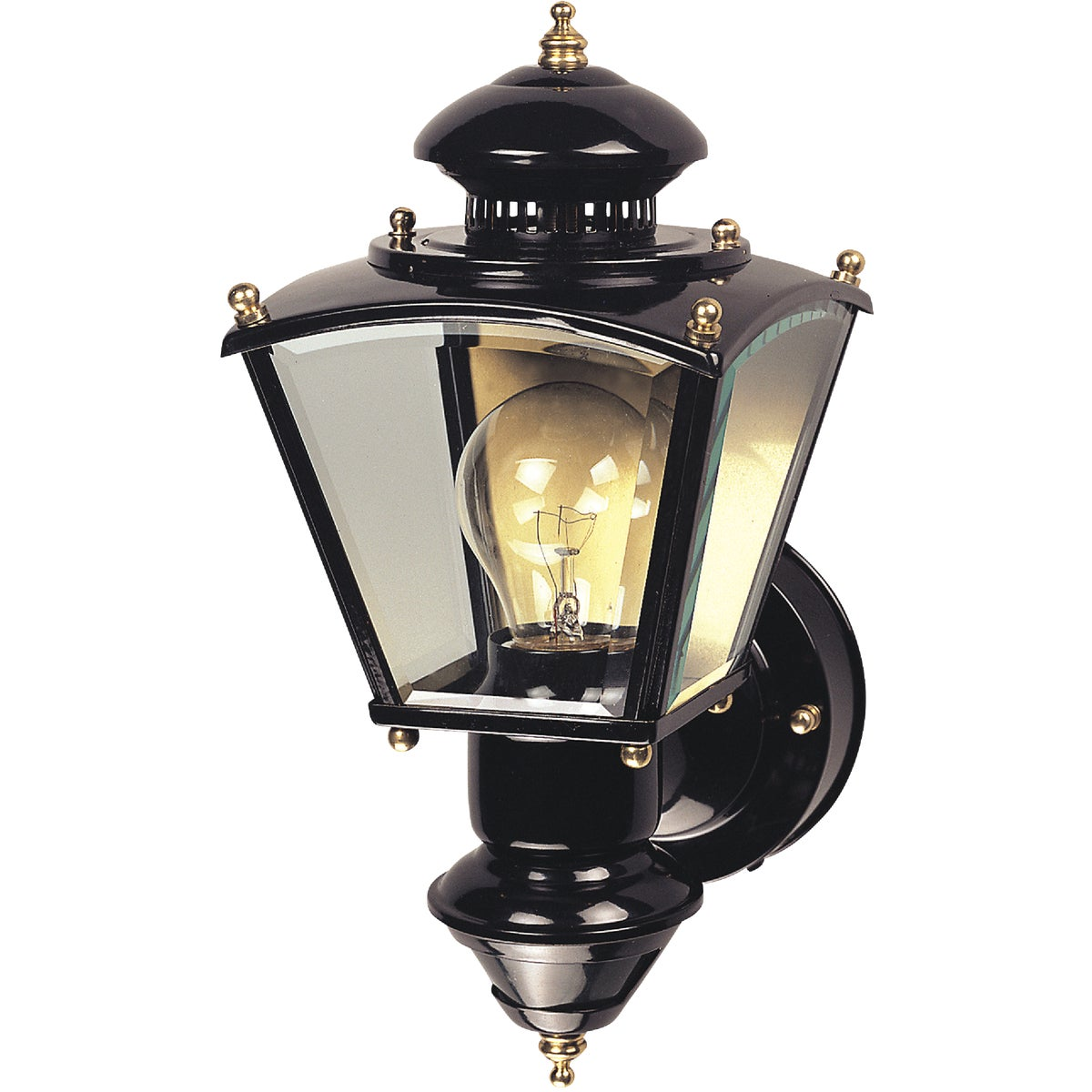 Heath Zenith Trine BLACK COACH MOTION LIGHT SL-4150-BK-B