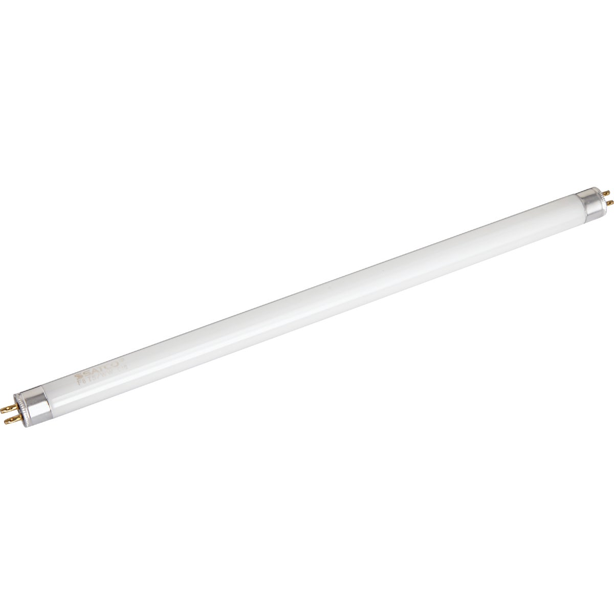 "8W 12"" T5WW FLUOR TUBE - 25425 F8T5/WW/CARD by G E Lighting"