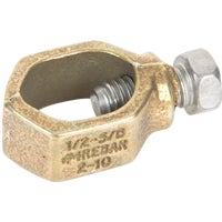 Bronze Ground Clamp