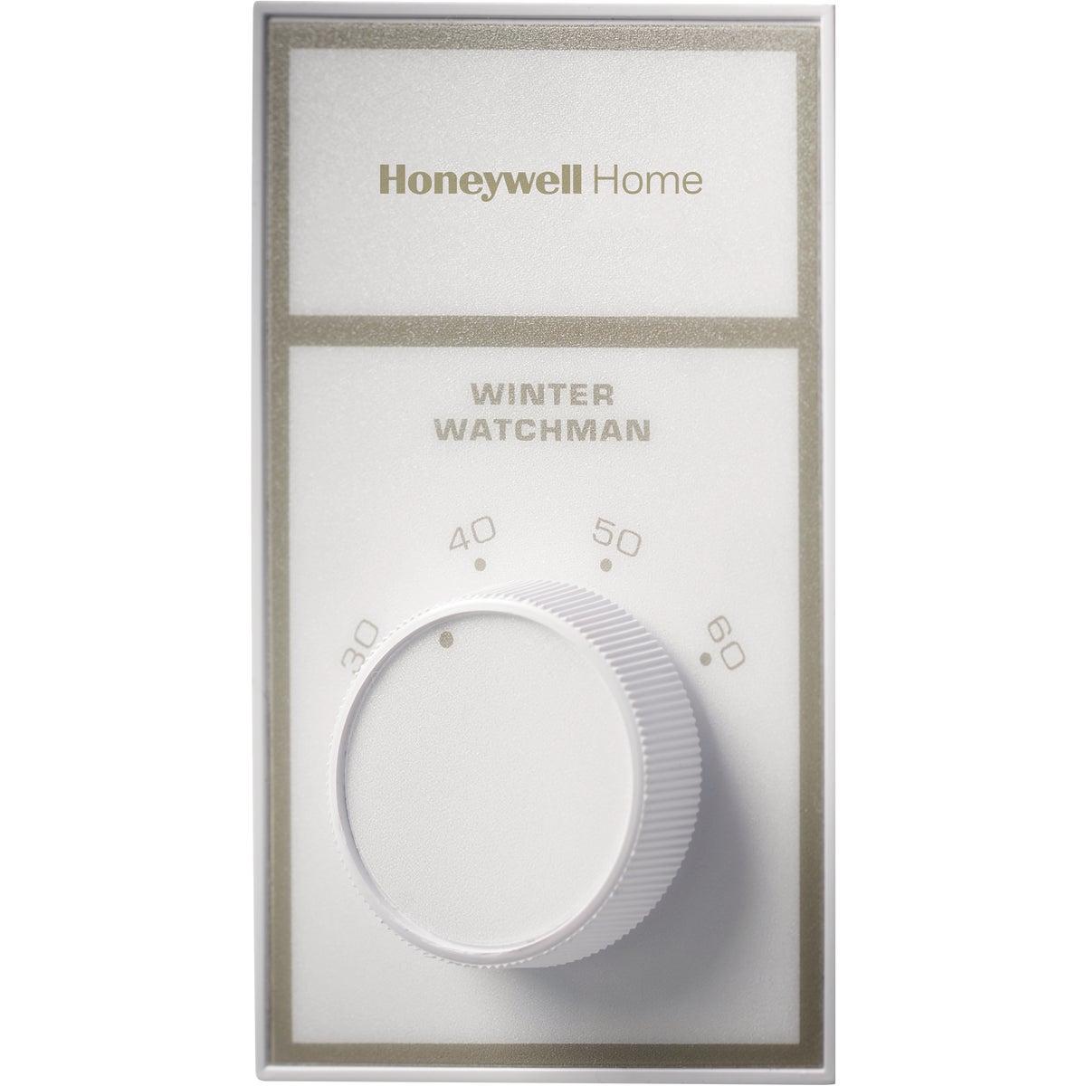 Low-Temperature Alarm