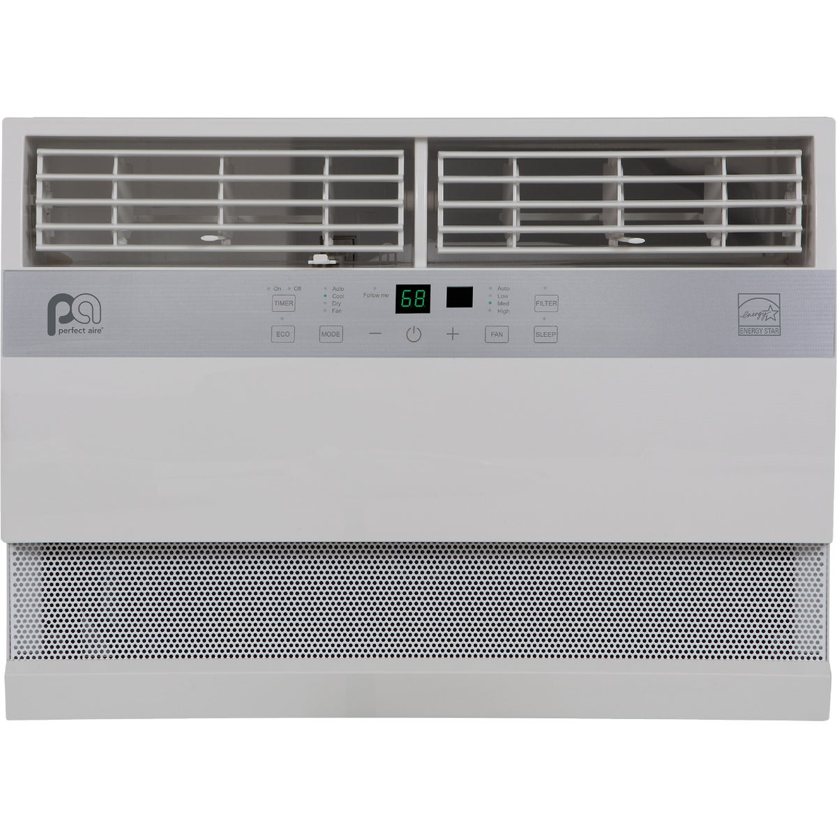 10000BTU AIR CONDITIONER - 2PAC10000 by Perfect Aire Import