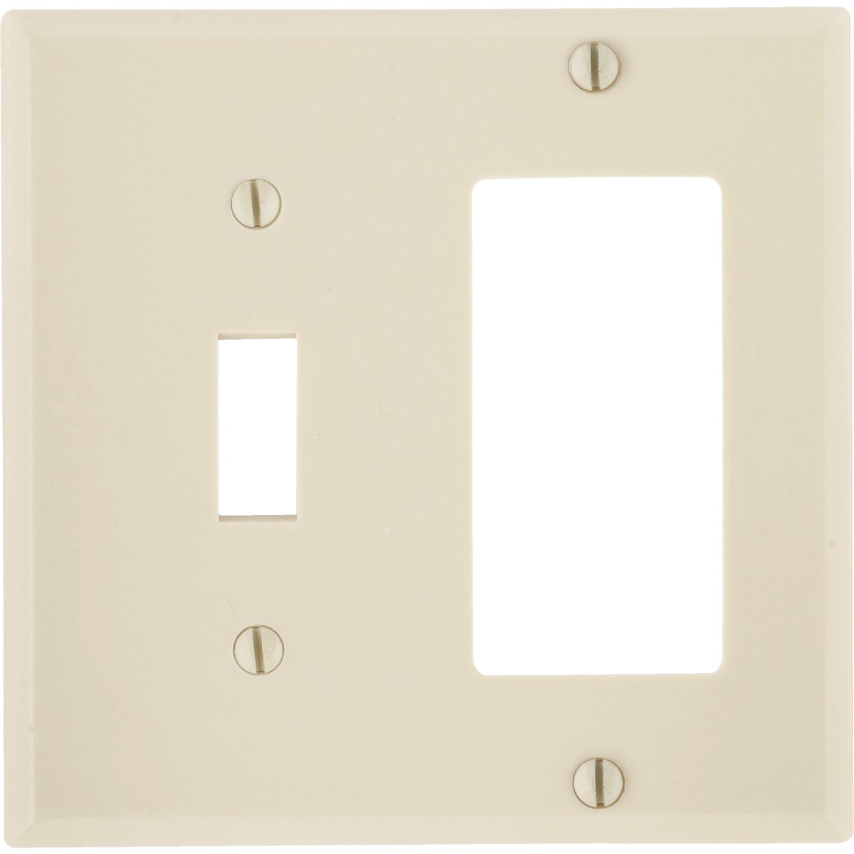 IV COMBO WALL PLATE - 80405I by Leviton Mfg Co