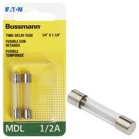 Bussmann 1/2A ELECTRONIC FUSE BP/MDL-1/2