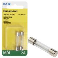 Bussmann 2A ELECTRONIC FUSE BP/MDL-2