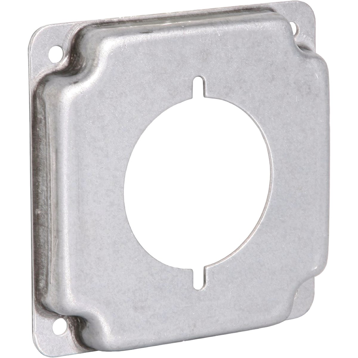"""4"""" SQ 30A/50A BOX COVER - RS1330 by Thomas & Betts"""