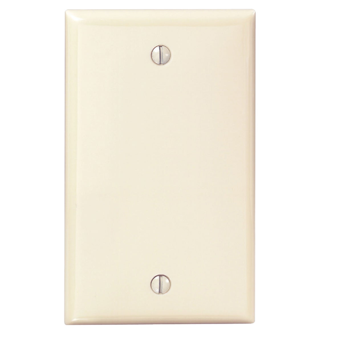 IV BLANK WALL PLATE - 80714I by Leviton Mfg Co